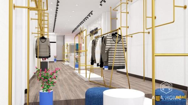 Kệ shop quần áo đẹp tại Vinh